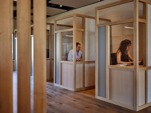 New flexible workspaces available at The Hive at Bloxham Mill, which is hosting an open week this week from July 5- 9.