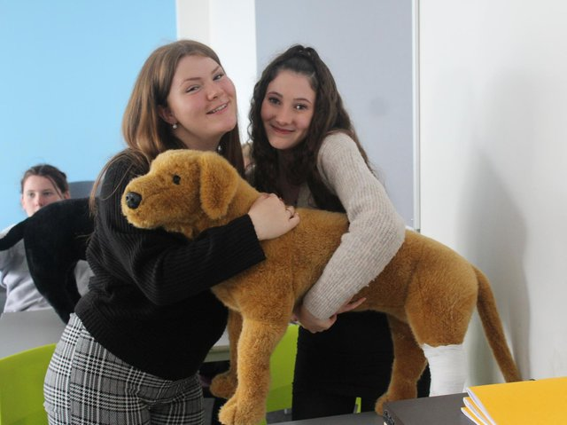 Students at The Warriner School in Bloxham took part in a four-day Careers Experience Week from Tuesday June 29 to Friday July 2. (Image from The Warriner School)