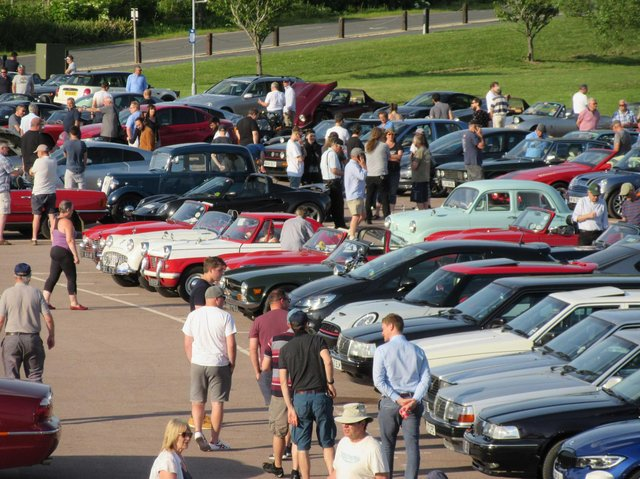 The British Motor Museum is to host its 'Gaydon Gathering' evening on Tuesday July 13. Photo supplied
