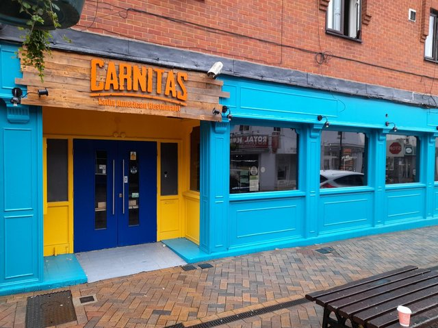 Latin American restaurant, Carnitas, is set to open tomorrow, Tuesday July 13, in its 16 Broad Street, Banbury, location.