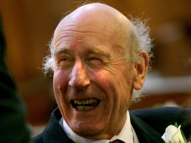 Rev Henry Ormerod, who has died aged 86