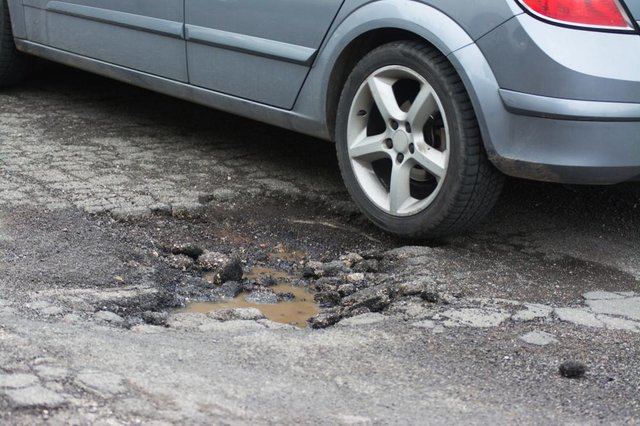 English councils spent more than 8m on pothole compensation claims in 2019-20